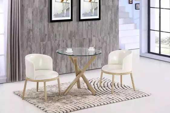 休闲椅咖啡台