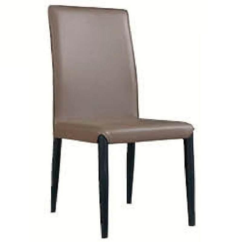 北欧餐椅家用现代简约轻奢靠背椅创意咖啡厅凳子餐厅休闲椅子网红