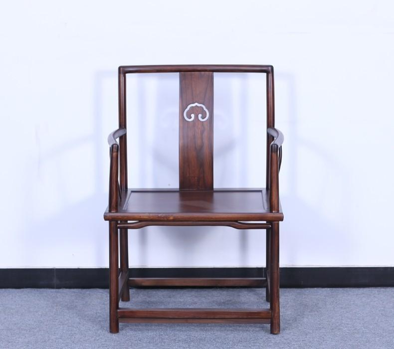 厂家直销北榆木新中式古典椅子