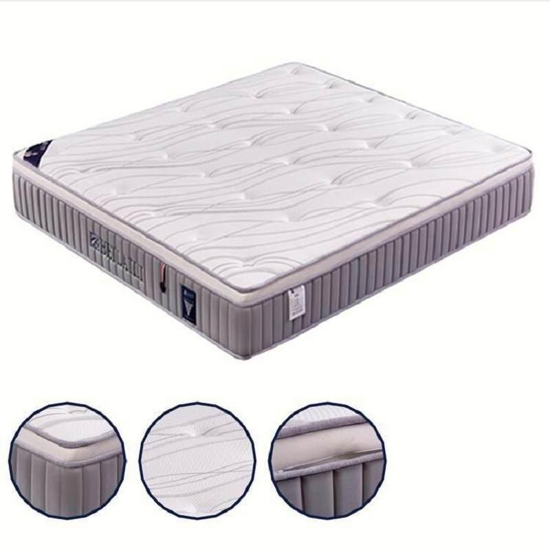 软硬两用椰棕垫乳胶弹簧床垫席梦思床垫 1.8床1.5米床垫1.35米
