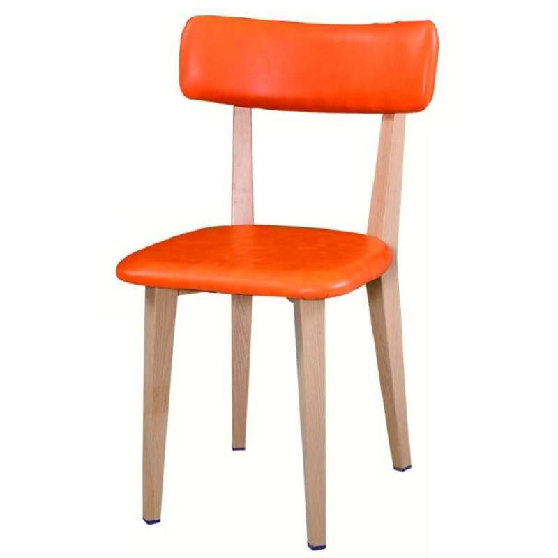 北欧餐椅实木创意现代办公靠背书桌椅休闲简约时尚设计师椅子