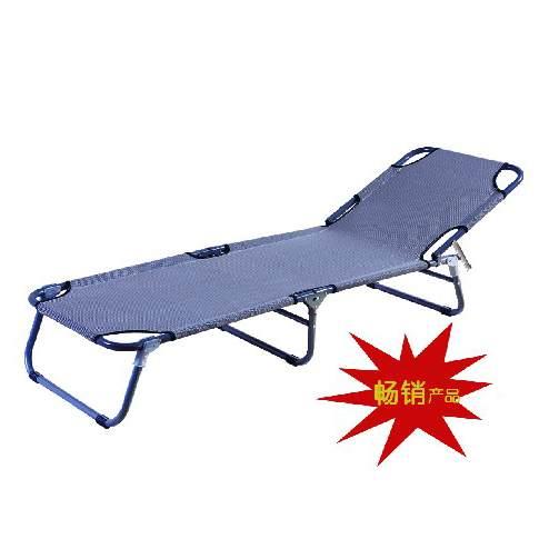 午休床 折叠轻便款小单人 住院便携陪护椅床两用多功能经济型简易