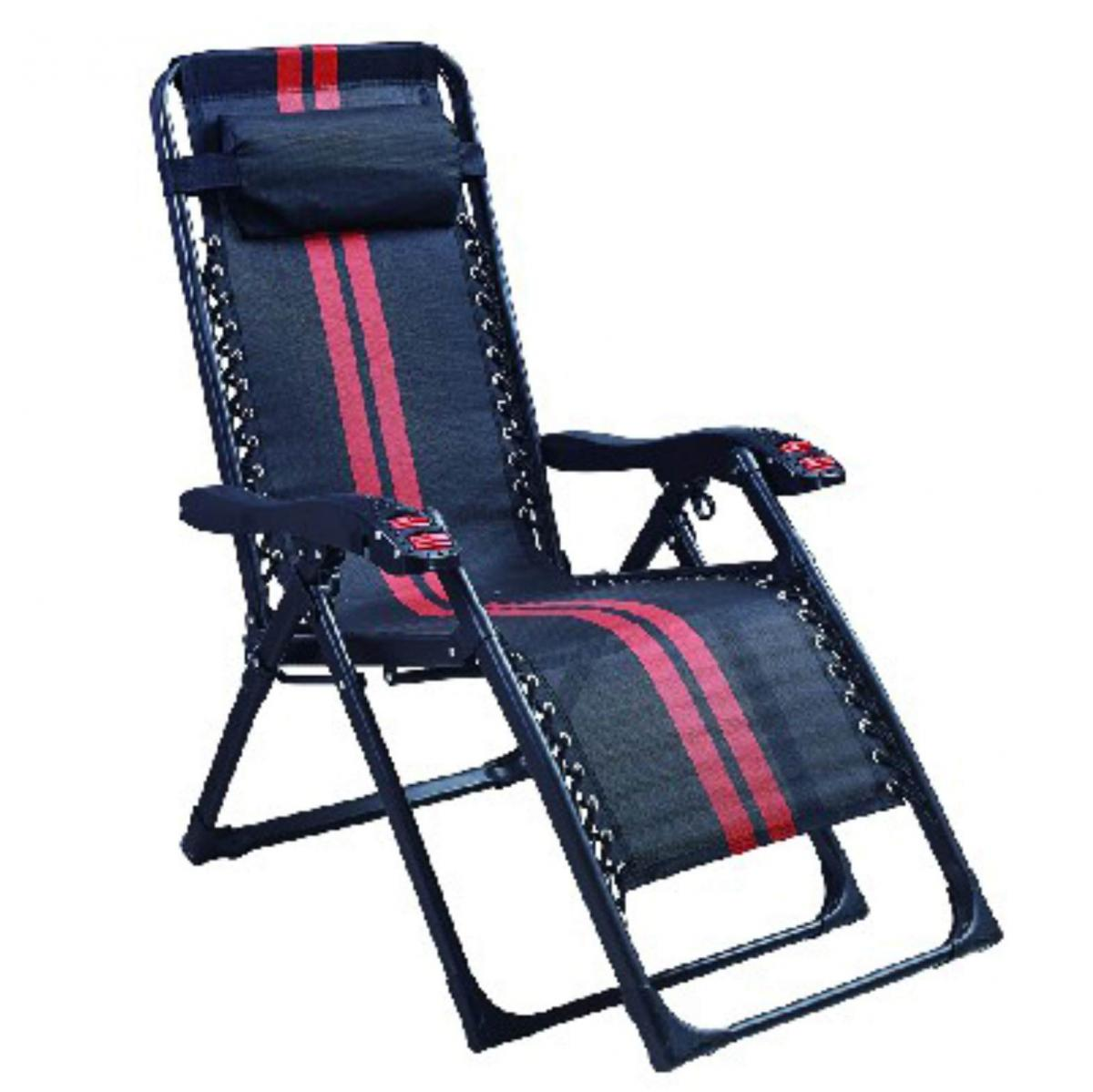折叠椅休闲午睡午休四季通用办公室阳台可折叠椅子懒人沙滩休闲椅