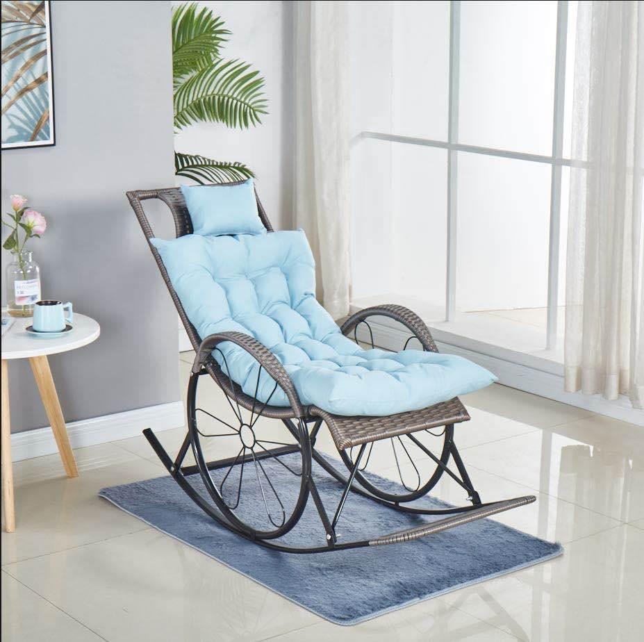 成人摇椅躺椅摇摇椅休闲摇椅逍遥椅老人椅懒人椅阳台午睡椅藤摇椅