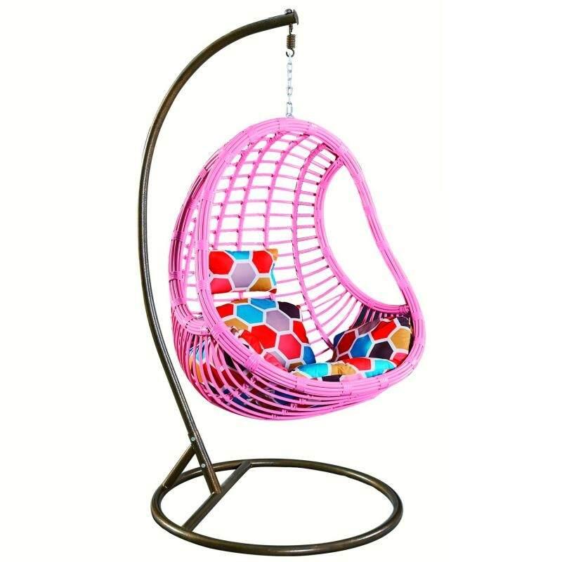 吊篮藤椅室内家用吊床双人吊椅秋千阳台摇椅鸟巢掉椅子懒人摇篮椅
