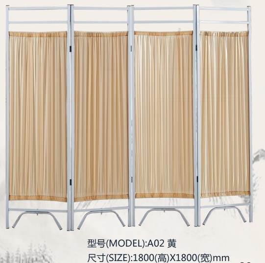 简约现代新中式酒店移动屏风隔断客厅家用卧室折屏双面 茶楼屏风