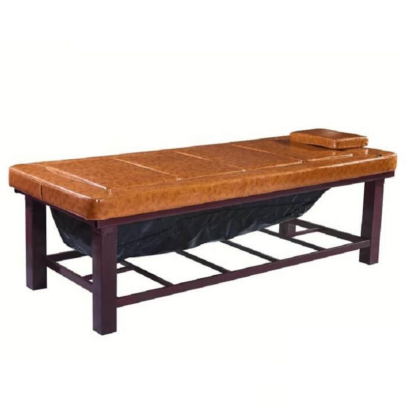 美容院多功能理疗按摩床美容香薰床 蒸汽汗蒸养生熏蒸床
