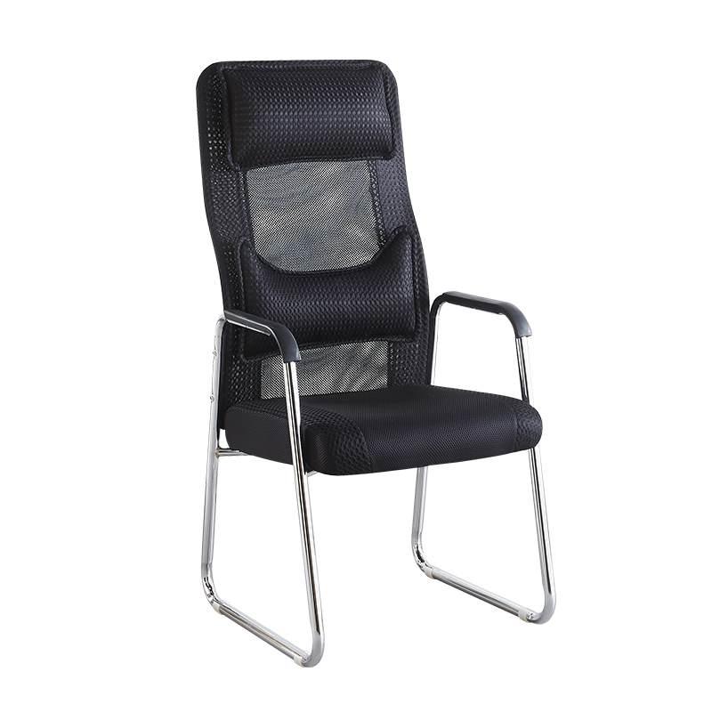 电脑椅家用办公椅麻将椅人体工学高靠背网布简约椅子
