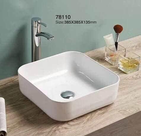 简约台上盆陶瓷洗手盆池卫生间洗漱台盆
