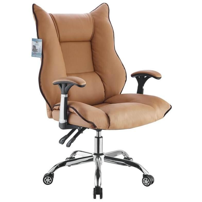 电脑椅家用办公椅可躺升降转椅人体工学椅老板椅皮椅座椅子