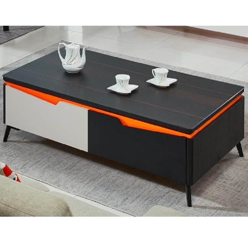 简约北欧小户型茶几电视柜组合套装餐桌椅组合客厅家具地柜储物柜