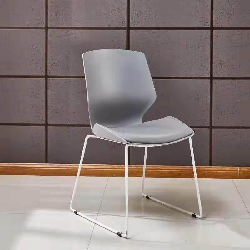 电脑椅北欧简约家用椅靠背椅办公椅休闲椅会义培训椅学习椅洽谈椅