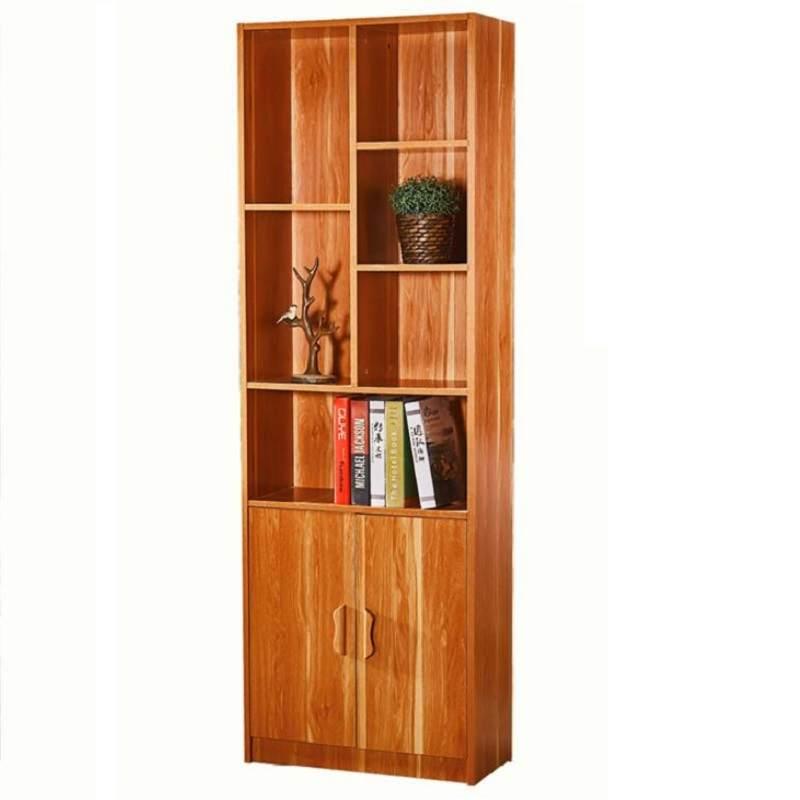 简约书柜书架 现代简易自由组合学生书橱 储物落地柜子收纳置物柜