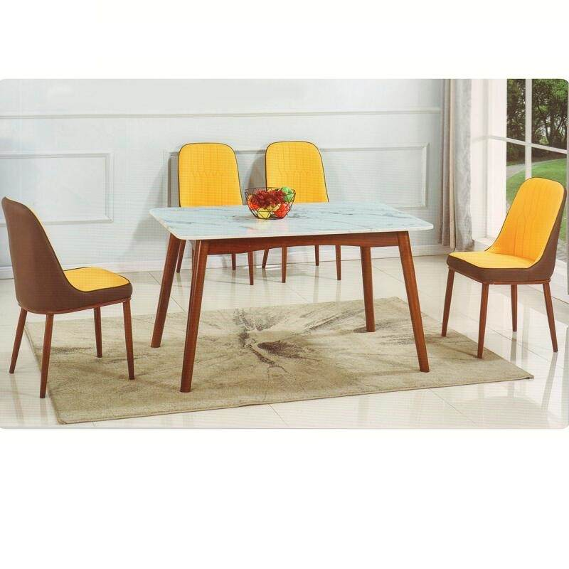 家用现代简约餐椅铁艺懒人时尚餐厅休闲靠背椅经济型北欧餐桌椅子