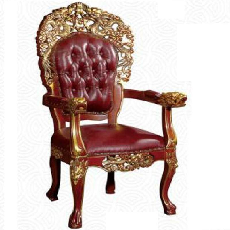 厂家直销豪华酒店餐桌椅/主宾椅/龙椅/包房椅/实木餐椅/饭店餐椅