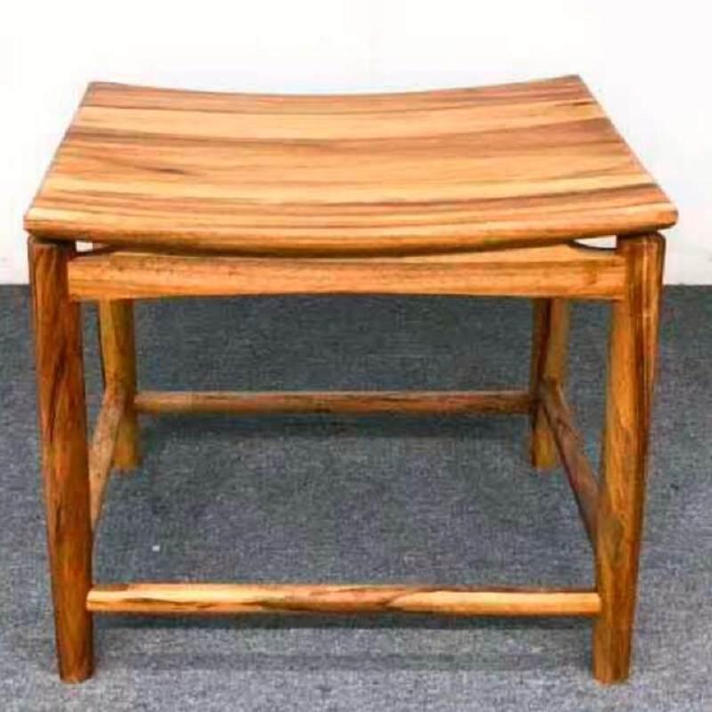 乌金木实木椅子大官帽椅圈椅红木太师椅新中式扶手椅实木明式围椅