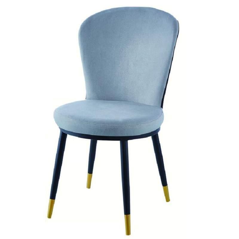北欧轻奢餐椅靠背餐厅休闲美甲化妆网红椅子家用现代简约经济型