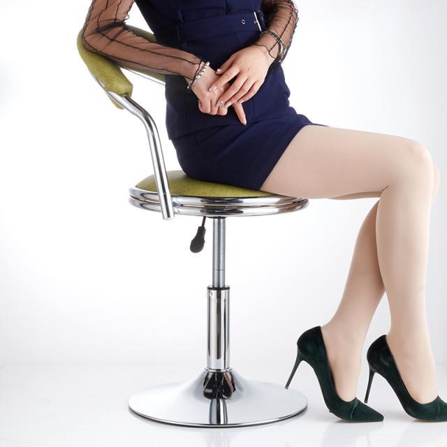 吧台椅现代简约旋转升降椅高脚凳吧椅靠背家用前台椅子酒吧椅凳子