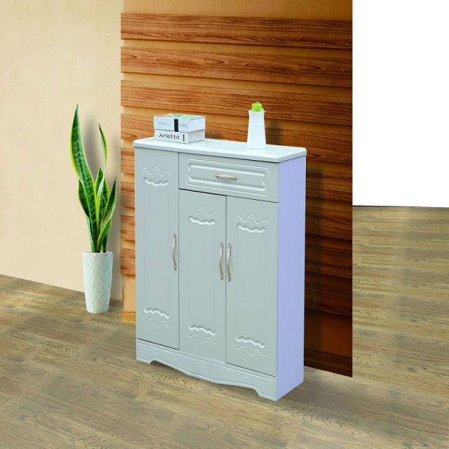 鞋柜简约现代门厅柜简易经济型门口鞋柜墙角储物柜