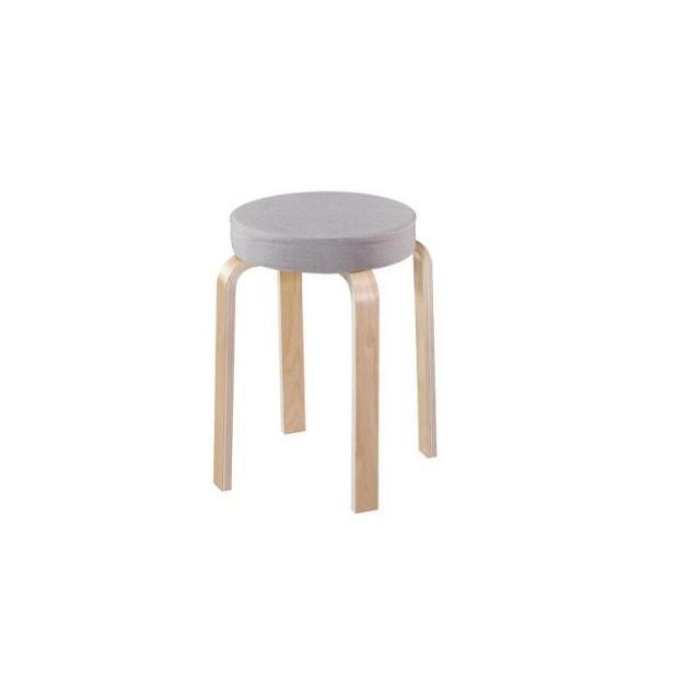 餐桌现代简约板凳省空间圆凳子独凳子成人客厅简易时家用