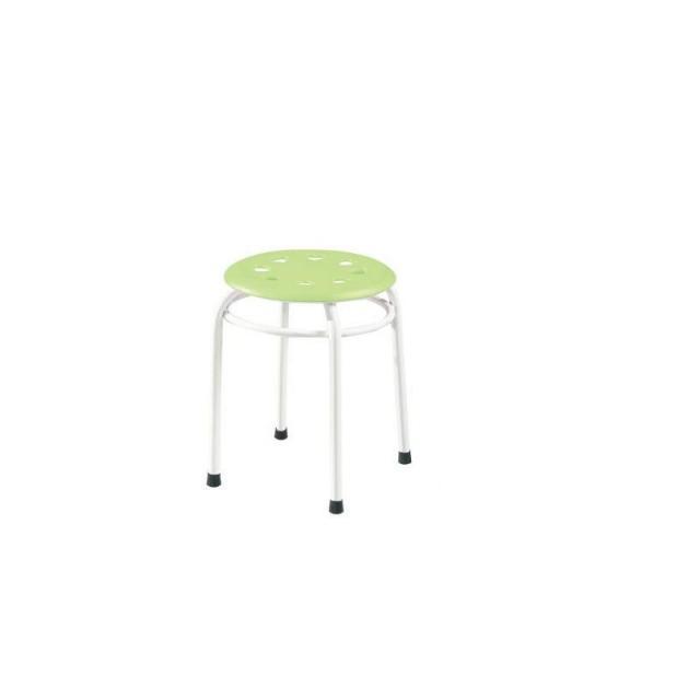 塑料板凳圆凳子椅子家用餐桌餐凳加厚成人时尚高凳潮创意