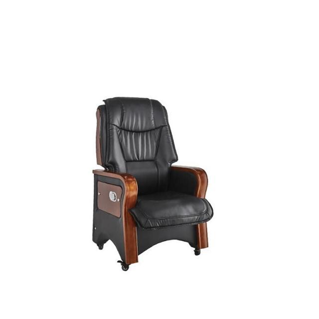 老板椅真皮大班椅总裁椅可躺电脑椅家用四脚办公椅会议椅