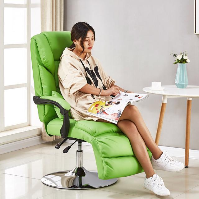 美容椅升降可趟体验椅化妆美甲纹绣面膜午休椅折叠懒人沙发电脑椅