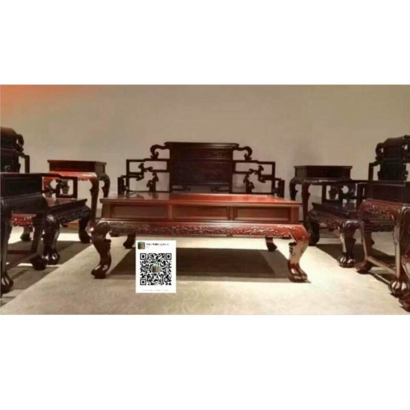 红木沙发( 10 件套)