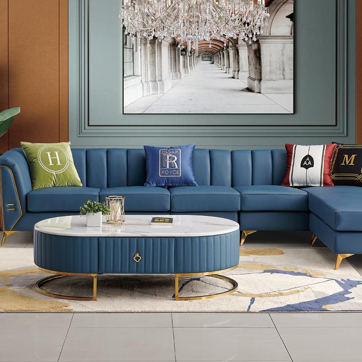 新款真皮沙发小户型简约现代客厅沙发皮质沙发组合轻奢纳帕皮沙发