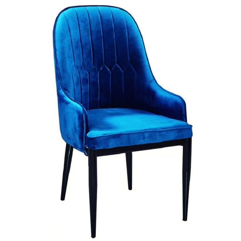 北欧轻奢餐椅化妆家用椅子简约ins网红凳子洽谈椅休闲现代靠背椅