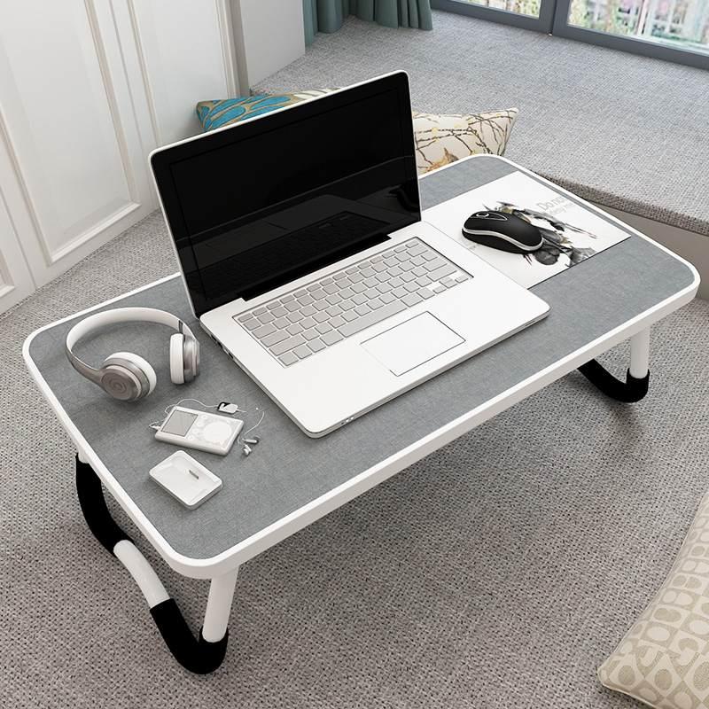 床上小桌子电脑懒人桌折叠桌寝室学生笔记本宿舍神器简约床上书桌