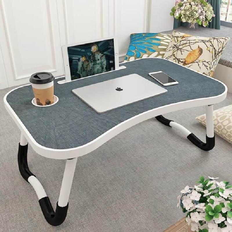 床上小桌子电脑懒人桌折叠桌寝室学生简约笔记本宿舍神器床上书桌