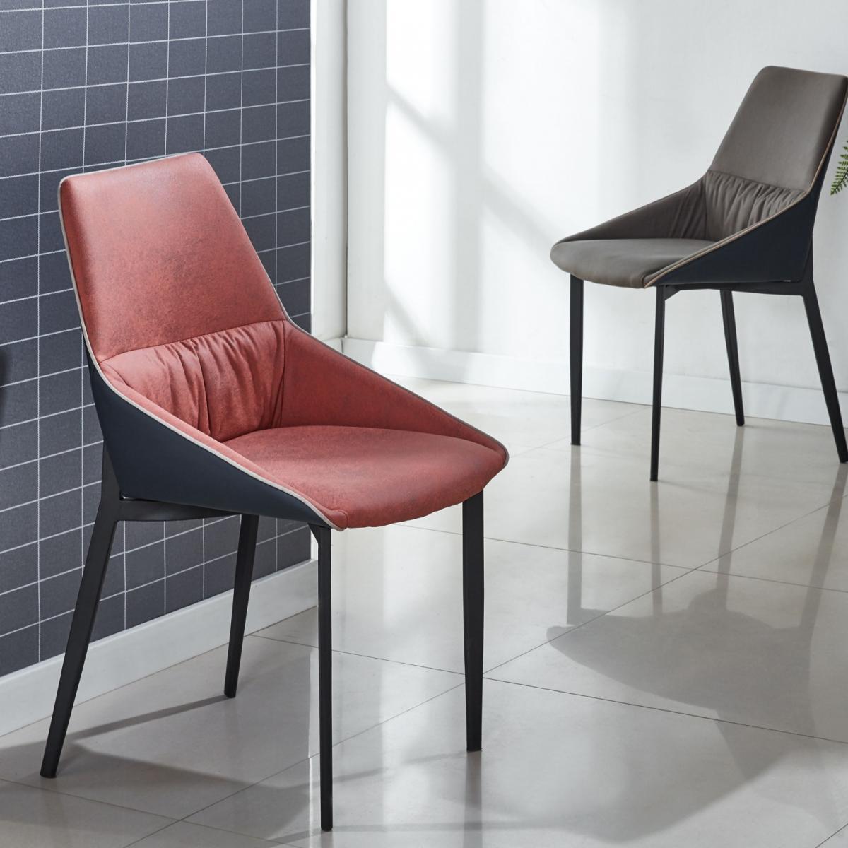 化妆椅网红椅子北欧餐椅北欧椅子轻奢餐椅梳妆椅椅子北欧简约铁艺