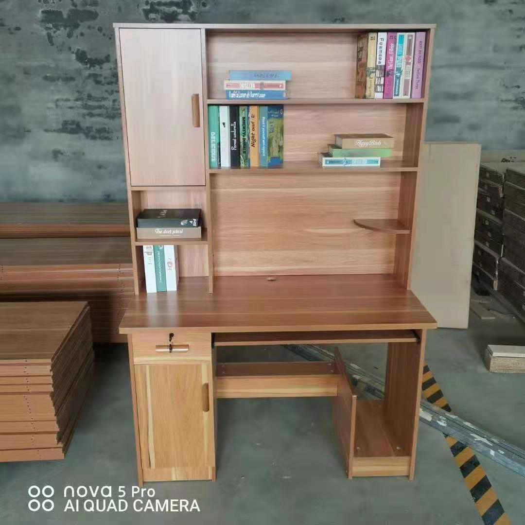 北欧简约家用电脑台式桌学生写字台日式办公桌现代卧室小户型书桌