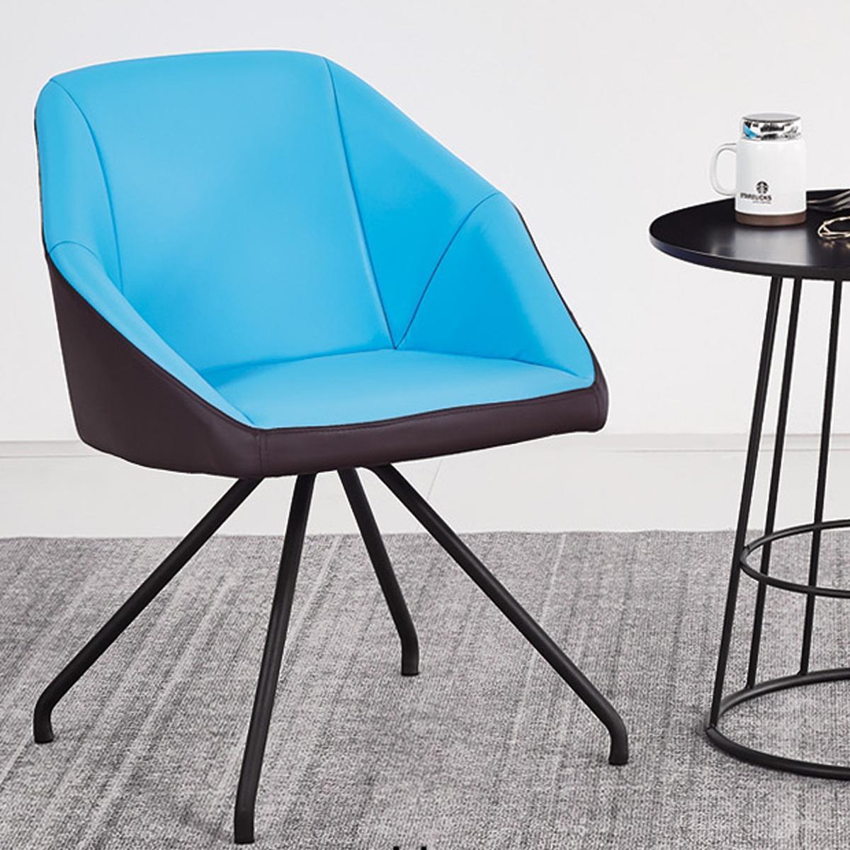 单人懒人沙发阳台休闲椅小户型现代简约小沙发椅卧室客厅电脑椅子