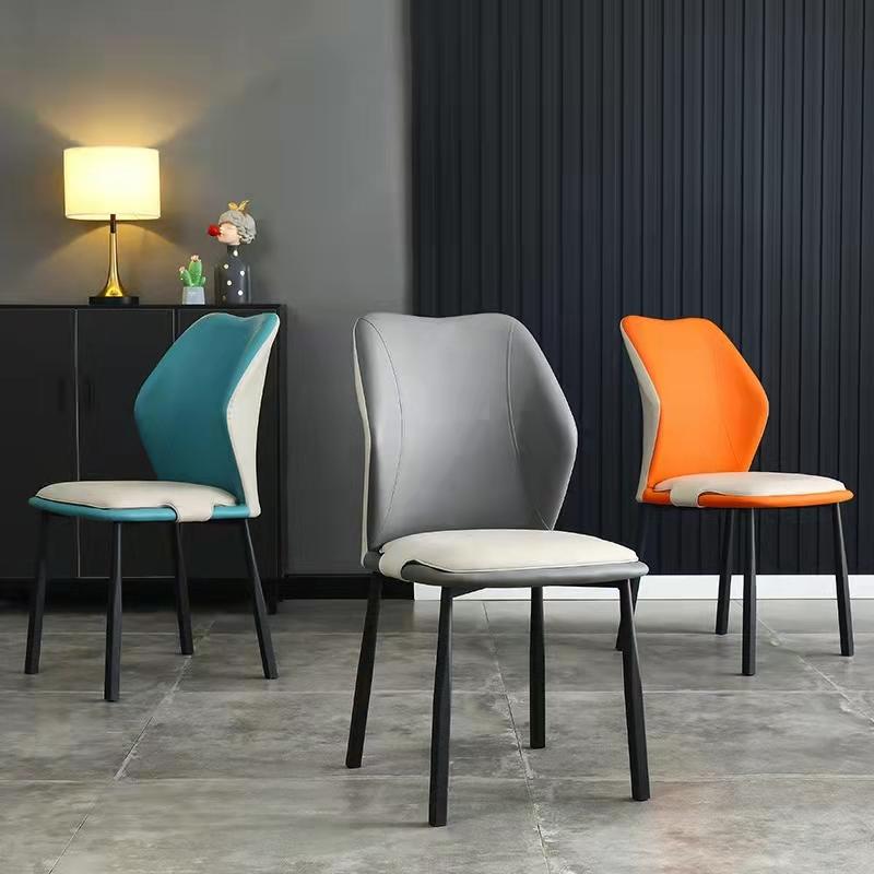餐桌椅现代餐西简约餐椅时尚餐椅北欧餐椅家用凳靠背椅网红椅化妆软包椅休闲椅轻奢椅