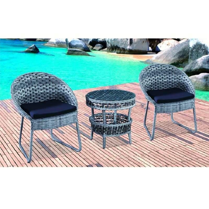 阳台桌椅藤椅茶几三件套五件套休闲户外现代简约家具组合藤编椅子