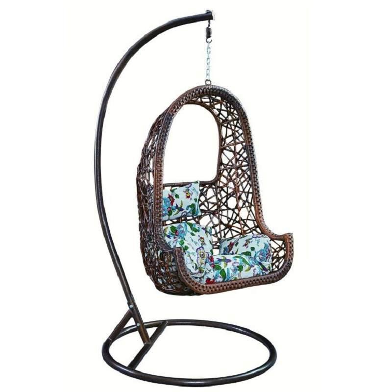 阳台吊篮藤椅吊椅鸟巢落地室内网红摇椅懒人椅室内吊床秋千摇篮椅