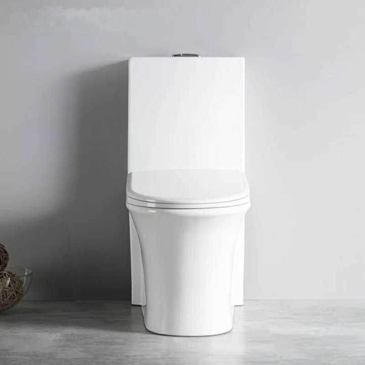 坐便器家用抽水普通马桶陶瓷坐便器