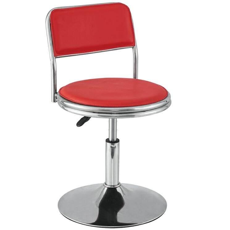吧台椅酒吧椅升降实验室圆凳子学校靠背椅高脚凳旋转车间工作凳子