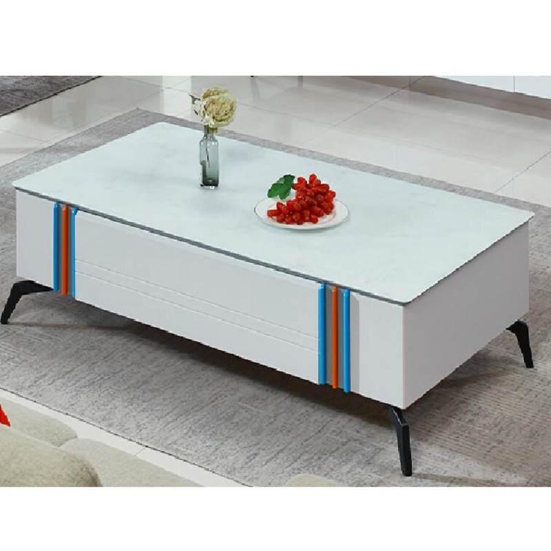 电视柜茶几组合餐桌椅组合现代简约北欧轻奢小户型卧室简易边柜电视机柜