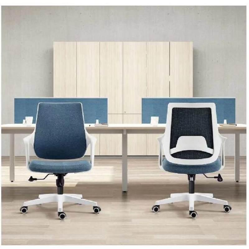 电脑椅办公椅子弓形简约家用舒适转椅子