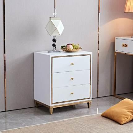 简约现代床头柜北欧迷你小型储物柜实木卧室多功能简易床边小柜子