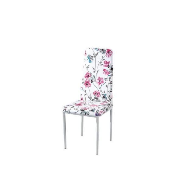 简易靠背椅餐厅椅家用简约现代饭店快餐椅时尚酒店餐桌椅铁艺成人