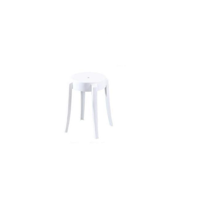 塑料圆凳加厚创意时尚简约个性餐厅小家用餐桌凳成人叠放换鞋圆凳