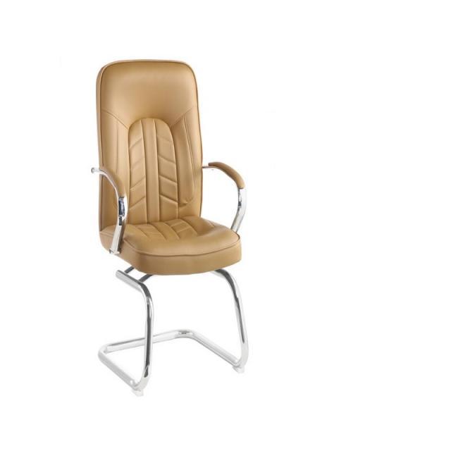 电脑椅家用 工学懒人转椅简约皮质弓形网布办公椅ins风